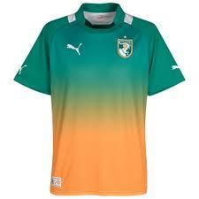 maillot de Cote d Ivoire maillot